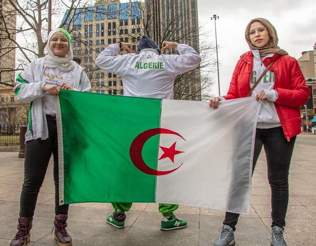 An man marrying algerian Reader Questions: