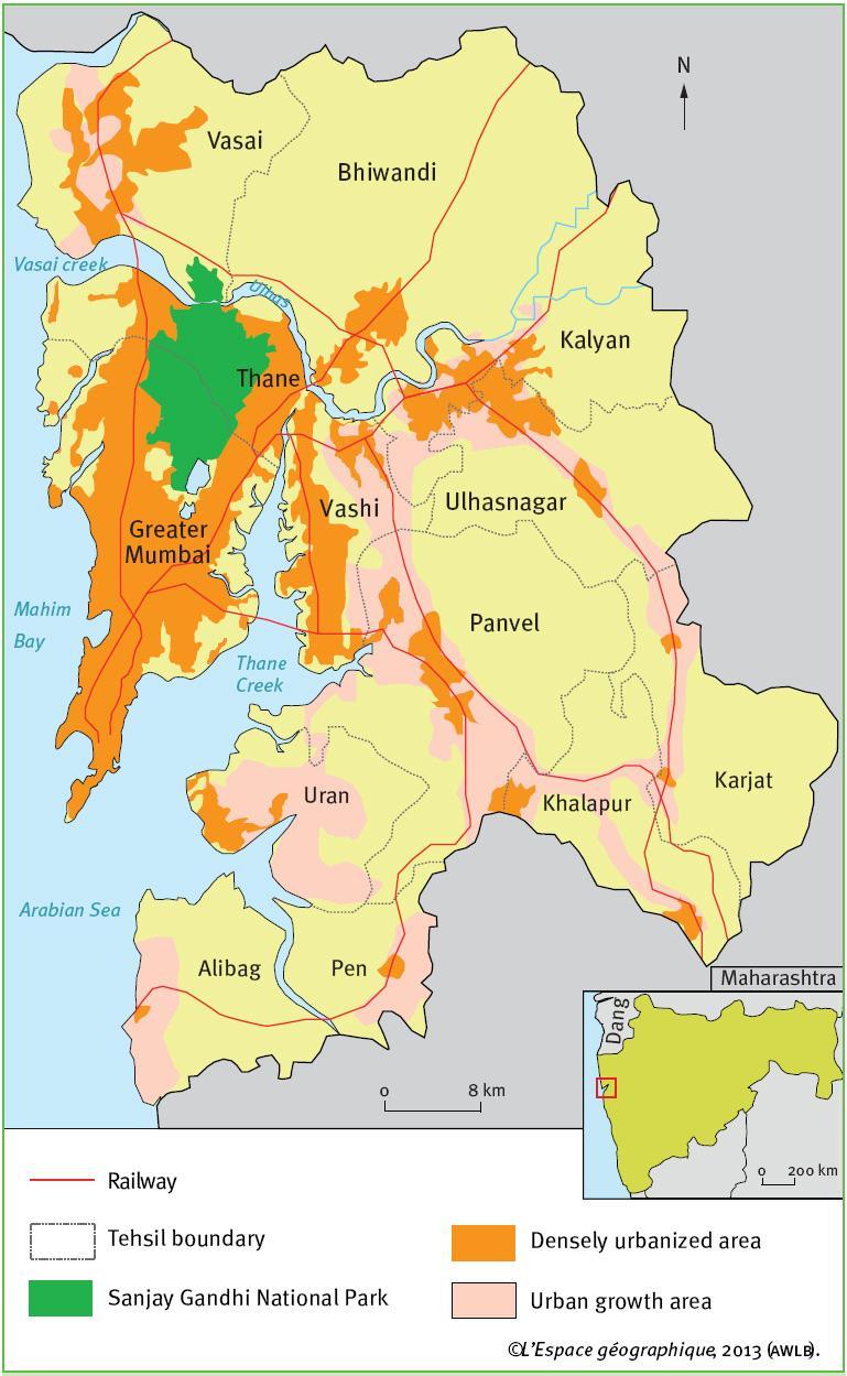 Mumbai Metropolitan Region The Tribal Populations of Sanjay Gandhi National Park Mumbai India