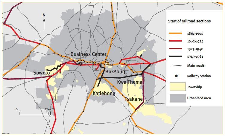Dissertation Geographie Urbanisation