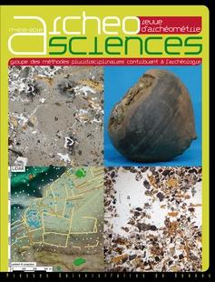 Journal ArchéoSciences | Cairn International