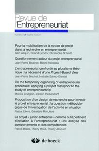 Proposal for a Research Design to Empower the Entrepreneurial ...