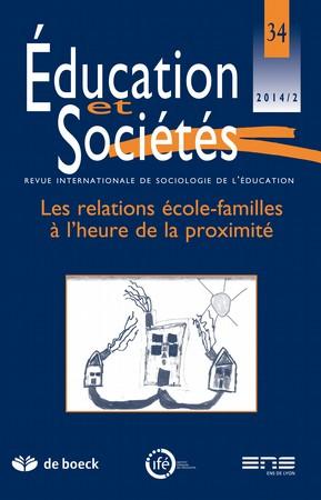 couverture de Achieving Closer School/Family Relations