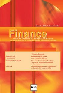 Finance 2010/2