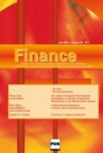 Finance 2011/1