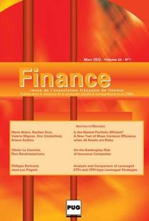 Finance 2013/1
