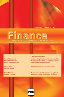 Finance 2013/2