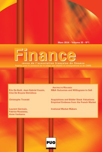 Finance 2014/1