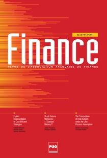 Finance 2014/2
