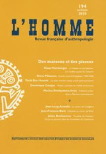 L'Homme 2010/2