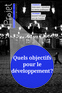 couverture de What Are the Goals of Development?