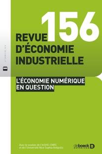 Revue d'économie industrielle 2016/4
