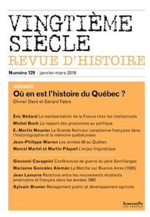 what is the major cause of conflict in quebec