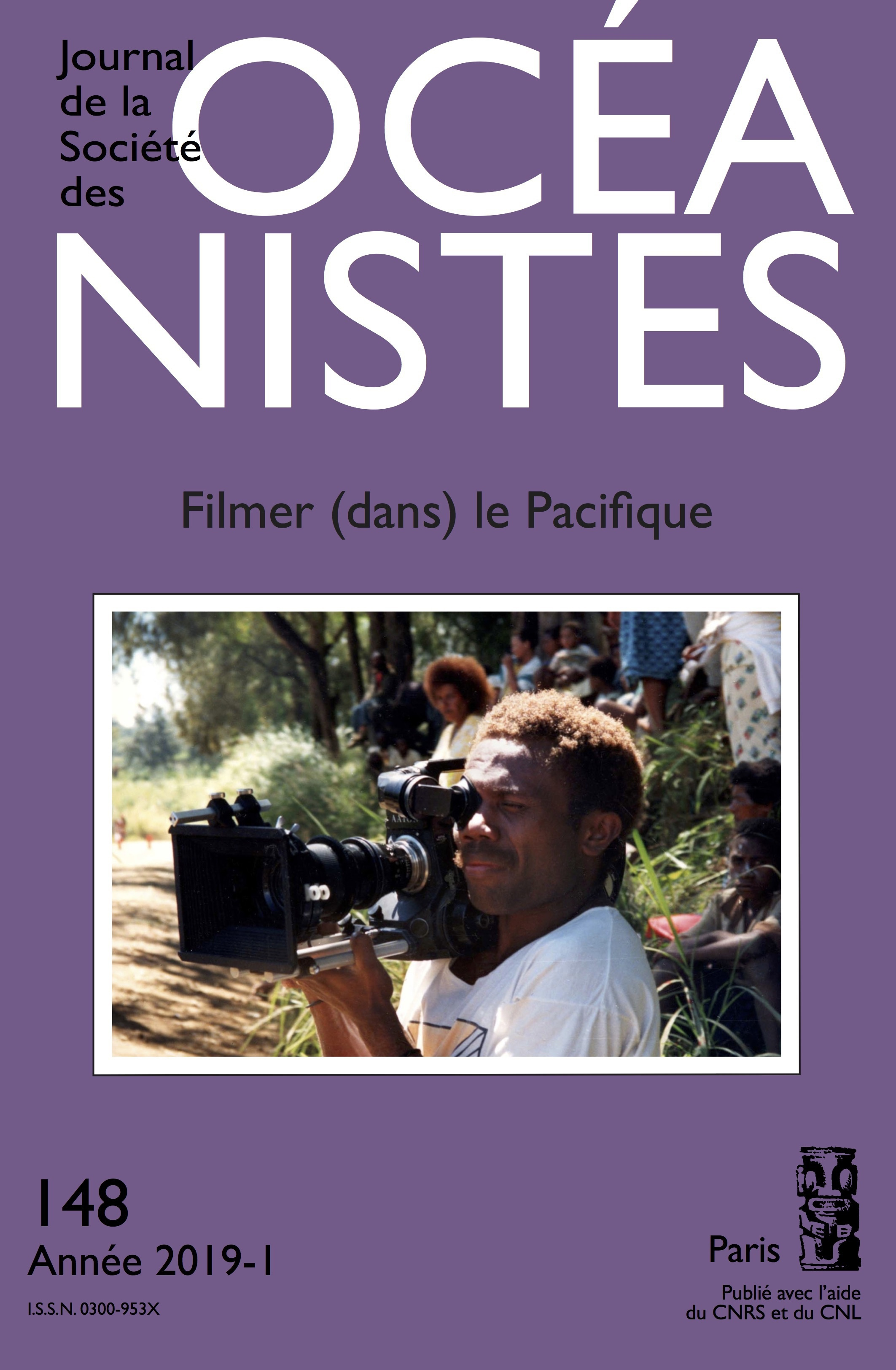 The Rise of Film Authorship in Papua New Guinea. A personal