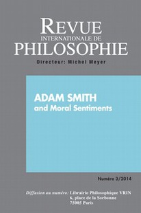 Adam Smith and Moral Sentiments